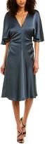 Halston Midi Dress