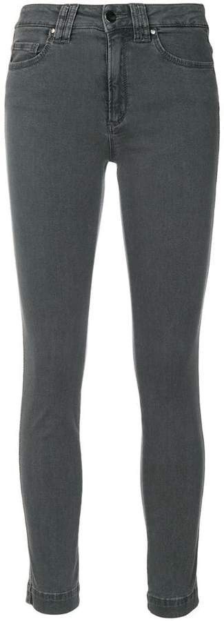 D-Exterior D.Exterior cropped trousers