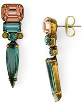 Sorrelli Gem Pop Geometric Drop Earrings