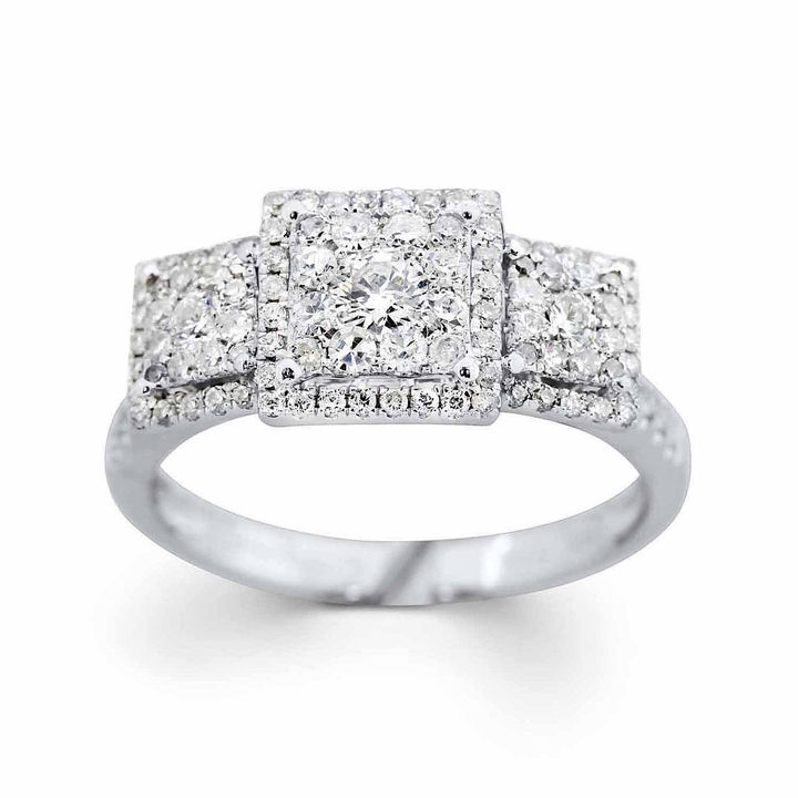 MODERN BRIDE Brilliant Dream 3/4 CT. T.W. Diamond Engagement Ring
