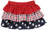 Gymboree All-American Tiered Skirt