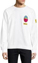 Wesc Men's Marvin Reverse Sweater
