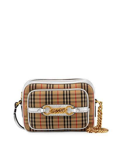 a6826774eee6 Burberry Check Crossbody - ShopStyle