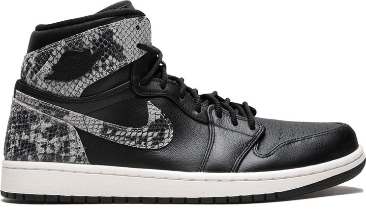 Jordan Air 1 Retro Hi snakeskin
