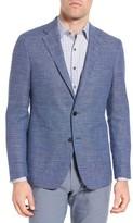 Rodd & Gunn Men's Eastbrook Regular Fit Linen & Wool Sport Coat