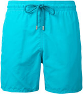 Vilebrequin plain swim shorts - men - Cotton/Polyamide - M
