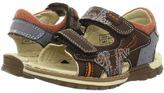 Beeko Aragon II (Toddler/Little Kid) (Brown) - Footwear