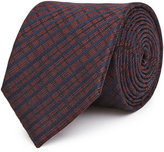 Reiss Adlington Patterned Silk Tie