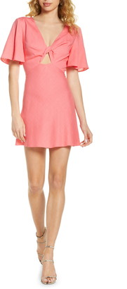Finders Keepers Sally A-Line Minidress