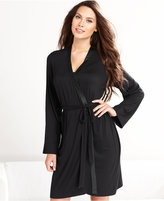 Alfani Essentials Knit Robe, Only at Macy's