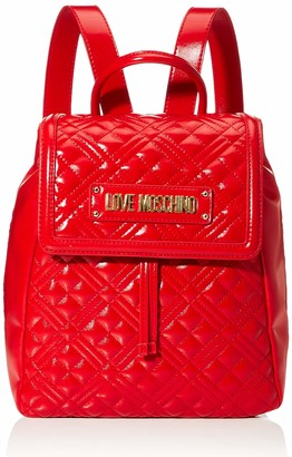 Love Moschino BORSA QUILTED NAPPA PU NERO Womens