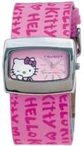 Hello Kitty Joy Toy 233661 De Luxe Analog Watch in Oval Gift Packaging