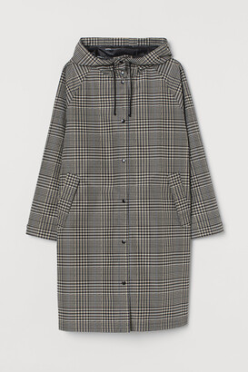 H&M H&M+ Hooded Raincoat