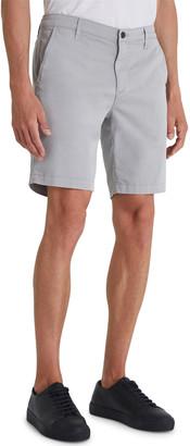 AG Jeans Men's Wanderer Solid Knee-Length Shorts