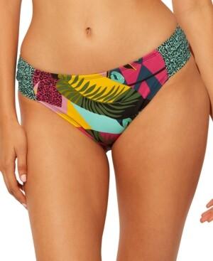 BLEU by Rod Beattie Side-Tab Hipster Bikini Bottoms Women's Swimsuit
