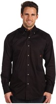 Ariat Big and Tall Solid Twill Shirt