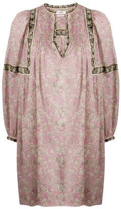 Etoile Isabel Marant Virginie Cotton Short Dress