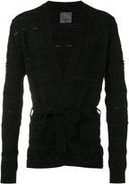 Laneus knitted cardigan - men - Cotton - 46