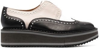 Clergerie Colour-Block Loafers