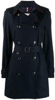 Tommy Hilfiger Double-sided Trench