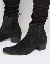 Jeffery West Murphy Suede Chelsea Boots