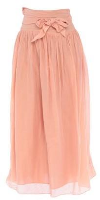 .Tessa Long skirt