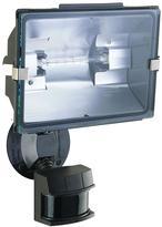 Heath Zenith 240 Degree 500-Watt Bronze Halogen Motion Sensing Security Light