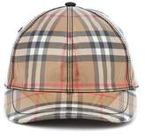 Burberry Coated checked baseball hat