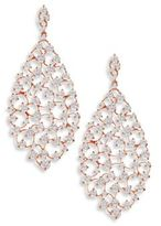 Adriana Orsini Caspian Crystal Drop Earrings