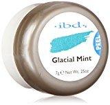 IBD Hard Gel Nail Polish, Glacial Mint, 0.25 Ounce