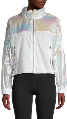 Calvin Klein Iridescent Hooded Jacket