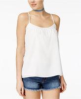 Jessica Simpson Minette Crisscross-Strap Tank Top