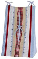 Bacati Aidan Diaper Stacker
