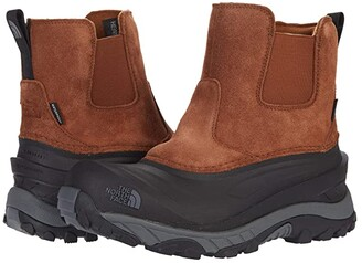 The North Face Chilkat IV Pull-On (Monks Robe Brown/TNF Black) Men's Shoes
