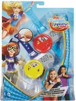 Mattel DC Comics DC Super Hero Girls Wrist Walkie Talkies