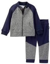Splendid French Terry Active Jacket & Pant Set (Baby Boys)