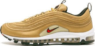 Nike 97 OG QS 'Metallic Gold' Shoes - Size 9.5