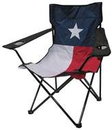 Kenisha Flag Folding Camping Chair Freeport Park