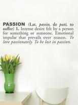Passion Wall Art