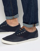 Jack and Jones Spider Herringbone Sneakers