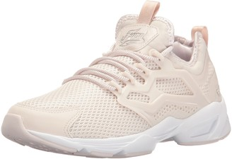 Reebok Women's Fury Adapt Graceful Fashion Sneaker