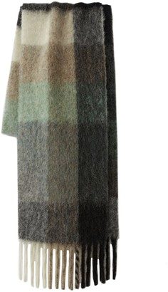 Goodnight Macaroon 'Isabella' Soft Plaid Scarf (4 Colors)
