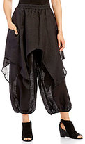 IC Collection Loose Fly-Away Harem Pants