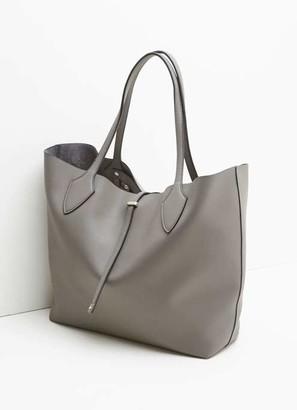 Mint Velvet Cosima Ash Tote Bag