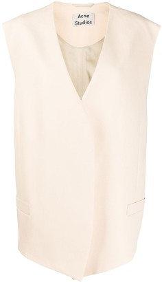 Acne Studios Oversized Suiting Waistcoat
