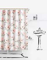 Kate Spade Poppies Shower Curtain