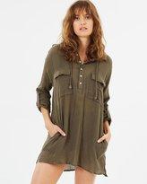 Rusty Karina Beach Shirt