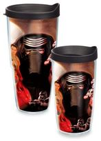 """Star Wars Tervis® Star WarsTM """"Episode VII – The Force Awakens"""" Collage 10 oz. Wavy Tumbler with Lid"""