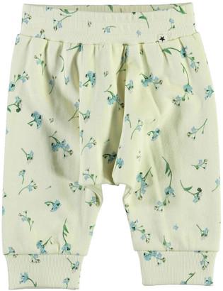 Molo Girl's Sona Floral Printed Jogger Pants, Size 6M-2