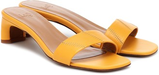 LOQ Nona leather sandals